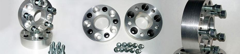 Проставки для прикручивания со стальными втулками в Tuning-market