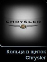 Кольца в щиток приборов Chrysler в Tuning-market Молдова