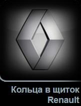 Кольца в щиток приборов Renault в Tuning-market Молдова