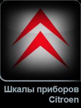 Шкалы в щиток приборов Citroen в Tuning-market Молдова